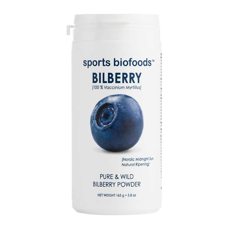 Bilberry Powder 100%