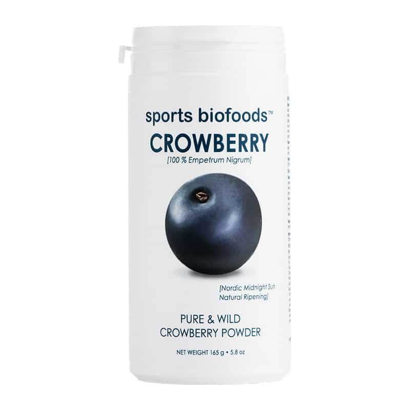 Crowberry Powder 100%