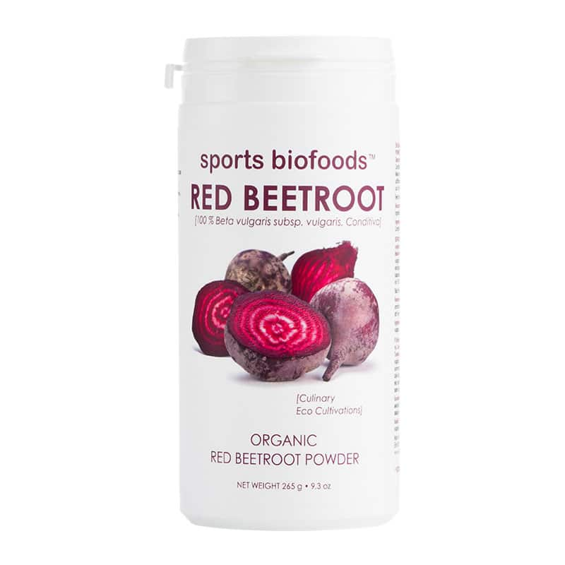 Organic Red Beetroot Powder 100%