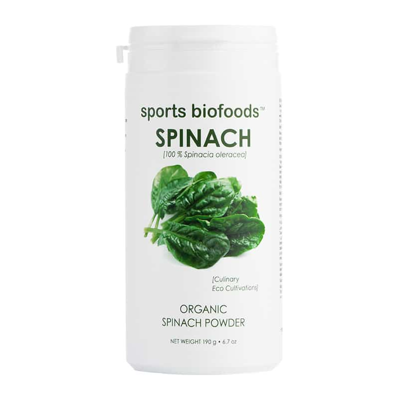 Organic Spinach Powder 100%